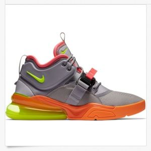 Nike Mens Air Force 270 Sherbert Atmosphere 8.5-10